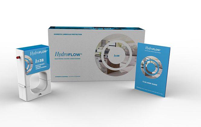 Anticalcare elettronico HydroFlow HS38